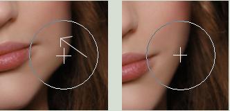Cách bóp mặt trong photoshop với công cụ Liquify