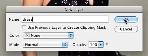 Cách đổi màu đối tượng, vùng chọn trong Photoshop