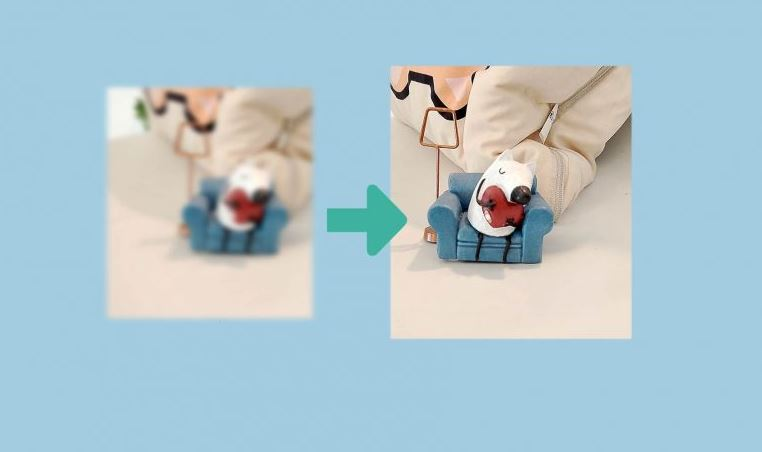 Cách làm rõ ảnh bị mờ bằng photoshop cs6