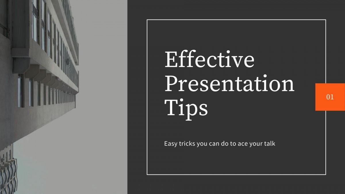 Cách tạo slide mở đầu PowerPoint