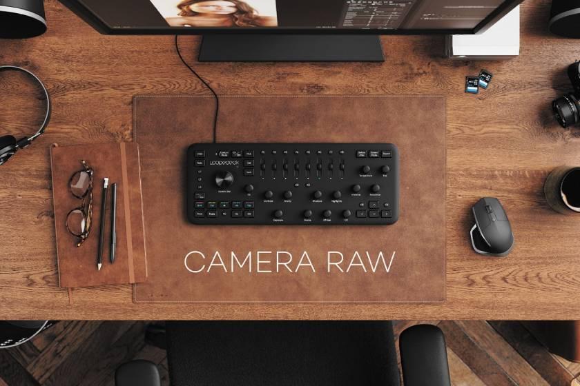 Camera Raw photoshop