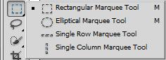 Công cụ Marquee Tool là gì