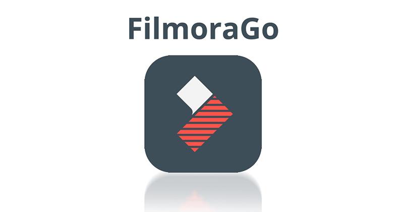 Ghép nhạc vào video với app FilmoraGo