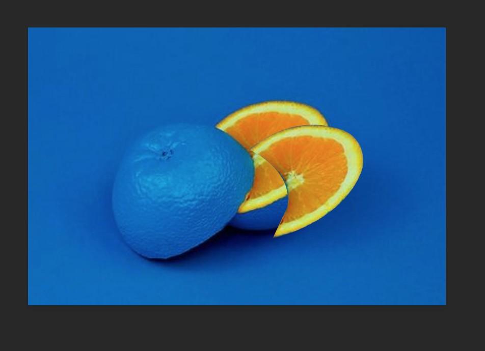 Tô màu vùng chọn trong photoshop với Pen tool