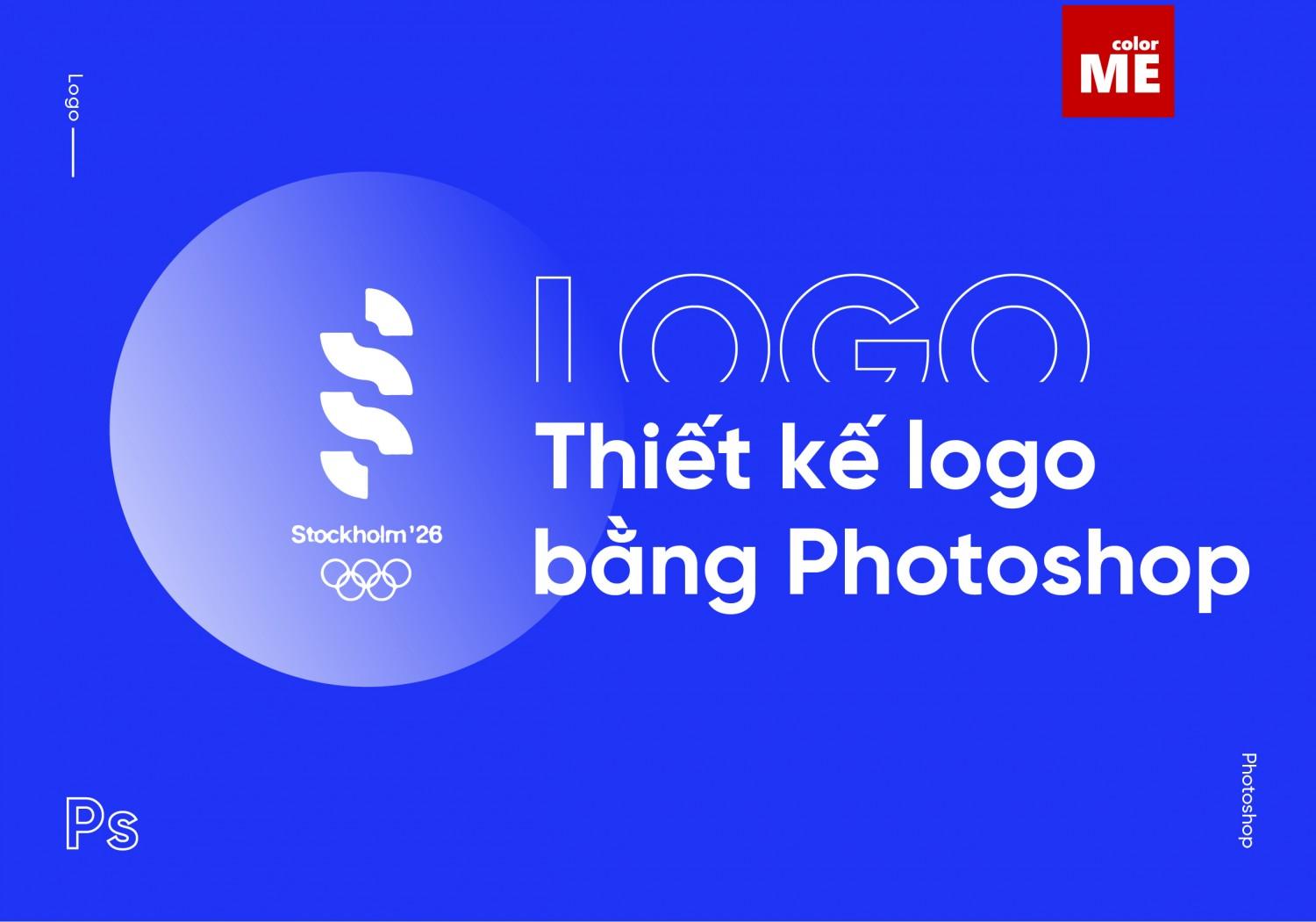 Hướng dẫn tạo logo bằng photoshop