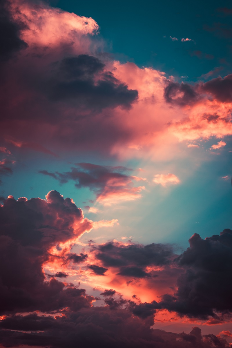 bầu trời đẹp cho photoshop